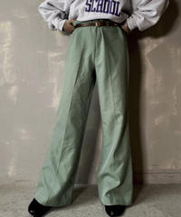 【USED】Flared Pants ③ / 201120-024