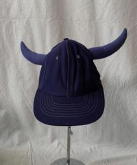 【USED】 Baseball Cap Bull Horn /210618-002