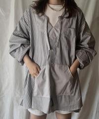 【RE;CIRCLE】  RE Mexican Parker Shirt①/210506-001