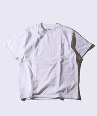 【MAX WEIGHT JERSEY】102 (White) (半袖 ポケット付)/max10201p