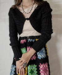 【USED】  Knit L/S Top /211014-034