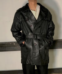 【Used】Leather Jacket /201020-010