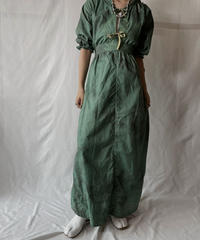 【RE;CIRCLE】 RE Tie-dyed Medical S/S One-piece②/20210819-039
