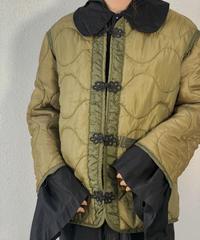 【RE;CIRCLE】 Remake Liner China  button Jacket ② /210113-024