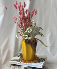 【USED】 Flower Vase 785