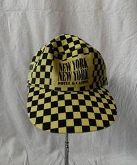 【USED】 Work Cap NEW YORK NEW YORK/210618-015