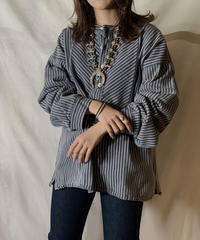 【USED】 Pull Over Fisherman Shirt /210303-017