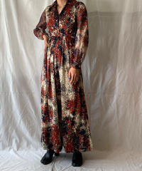 【USED】  Poly EURO Dress④/210407-019
