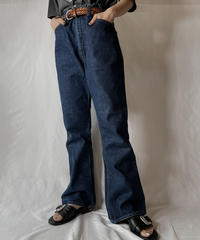 【USED】 Levi's Denim Pants 646①/210825-034