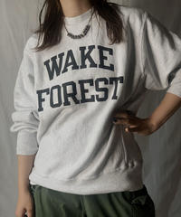 【USED】  Champion Reverse Weave Sweat WAKE FOREST/210516-013