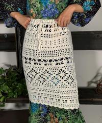 【Used】Knit Mini skirt / 201005-009