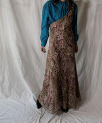 【USED】 Poly EURO Dress①/210421-035