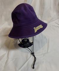 【NEW】NEWERA Gore-tex Hat LAKERS /210610-006