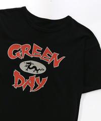 【Used】Punk Rock T-shirt  GREEN DAY (Punk Rock11)