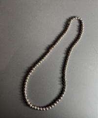 【USED】 Indian Silver Necklace /N-3