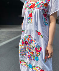【Used】 S/S Mexican One Piece