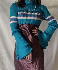 【RE;CIRCLE】 Mellow Knit Sweater④/210217-026