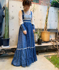 【Used】Vintage  Gunne Sax Lace One-Piece
