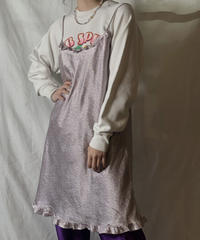 【USED】  Slip Camisole Dress /210310-018