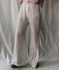 【RE;CIRCLE】 RE Crochet Pants②/ 210630-011