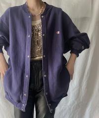 【USED】90's USA Champion Reverse Weave Jacket /210213-011