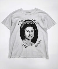 【Used】Seditionaries God Save The Queen T-shirt  (UV7)