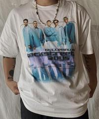 【USED】 S/S T-shirt back street boys/210526-019