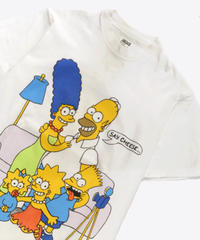 【Used】Character T-shirt The Simpsons(Character2)