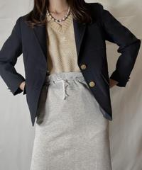 【USED】  Tailored Jacket①/211014-041