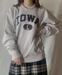 【USED】 Untagged Champion Reverse Weave Sweat IOWA / 210127-003