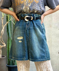 【Used】Levi'sDenim Mini Skirt