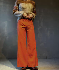 【USED】Flared Pants (Repair Length) / 201104-006