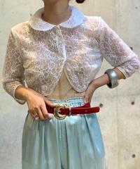 【Used】Lace Short  Jaket