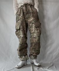 【USED】 Camouflage Army Pants /211014-040