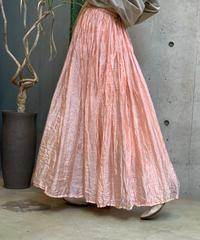 【Used】Crinkle  Long  skirt/ 200922-023