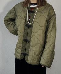 【RE;CIRCLE】 Remake Liner China  button Jacket ⑤ /210113-027