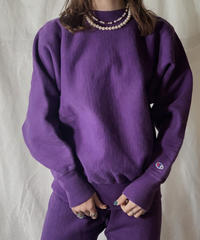 【USED】90's USA Champion Reverse Weave Sweat One Point /210210-025