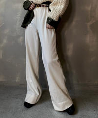 【USED】Flared Pants ② / 201112-021