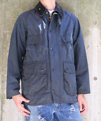 [USED] Barbour Oiled Jacket (Navy 1)