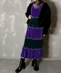【RE;CIRCLE】 N/S Mellow Spandex Dress ② / 201114-024