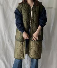 【RE;CIRCLE】 Remake Sweat Sleeve Liner Long Coat② /210210-015