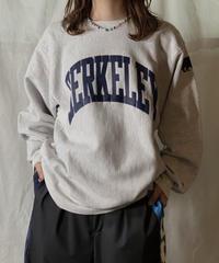 【USED】90's USA Champion Reverse Weave Sweat BERKELEY /210210-028