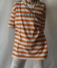 【USED】 S/S T-shirt GUESS/210801-041