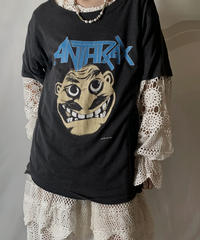 【USED】 S/S T-shirt ANTHRAX②/210801-049