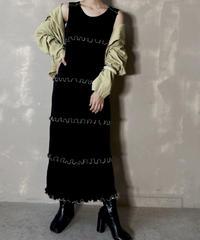 【RE;CIRCLE】Mellow Spandex Dress ④ / 201118-007