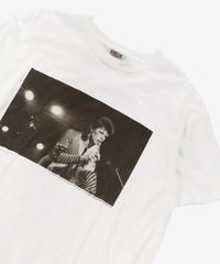 Rock T-Shirt David Bowie (White)