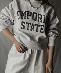 【USED】   Champion Reverse Weave Sweat EMPORIA STATE/210516-021