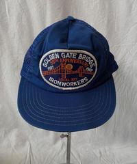 【USED】 Baseball Cap GOLDEN GATE BRIDGE/210618-008