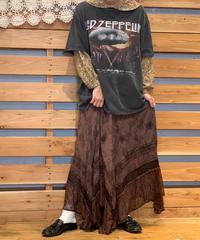 """【Used】S/S  """"LED ZEPPELIN""""T-Shirt / 200901-042"""