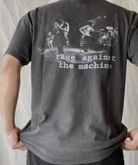 【USED】 S/S T-shirt rage against the mashine/210526-027